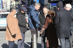 Blindan NYC con bolardos de seguridad para evitar atentados