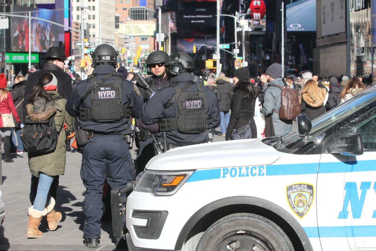 Se declara culpable de planear ataque en Times Square inspirado por ISIS