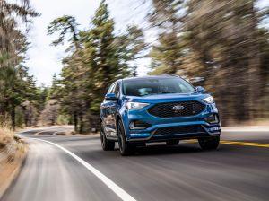 La Ford Edge 2019 sorprende al mundo en Detroit
