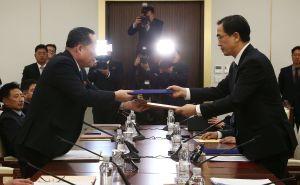Corea del Sur propone a Corea del Norte un equipo conjunto en Juegos Olímpicos de Invierno