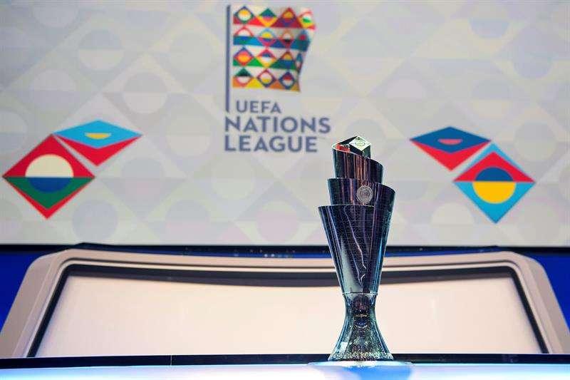 Así quedaron los grupos de la histórica UEFA Liga de Naciones