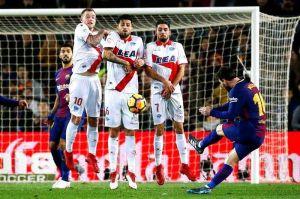 Otro golazo de Messi rescata del sufrimiento al Barcelona