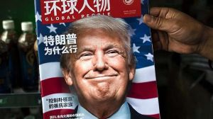 Donald Trump no se echa para atrás y emite dura advertencia a China