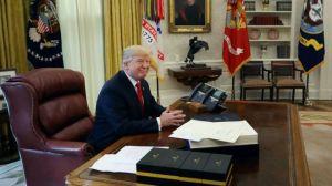 """""""Fuego y furia"""": 10 controvertidas """"revelaciones"""" del libro que causó la indignación de Trump"""