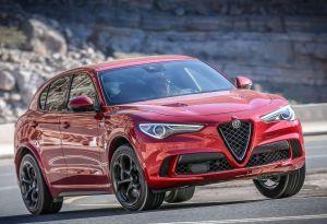Puro poder: Alfa Romeo Stelvio Quadrifoglio