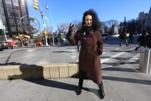 Mujeres toman las calles de NYC en primer aniversario de Trump en la presidencia
