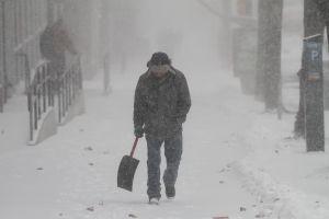 """EN FOTOS: Los efectos del """"ciclón bomba"""" por condado de NYC"""