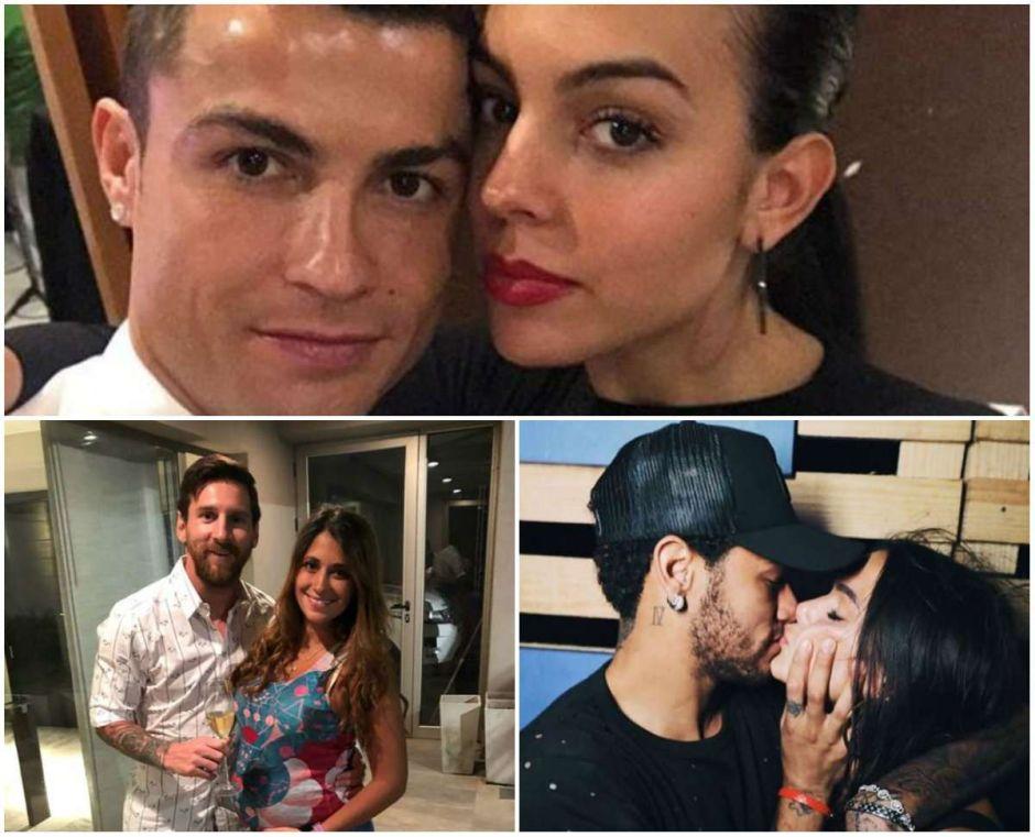 Fotos: Así recibieron Cristiano, Messi y otros deportistas el 2018