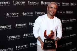 Miguel Cotto recibe en Nueva York premio por su carrera y su labor filantrópica