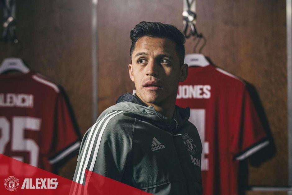 Alexis Sánchez firmó con Manchester United y ya hizo una extravagante compra