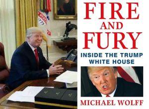 ¿Ya leíste el libro sobre Trump 'Fuego y furia' o esperarás a la película?
