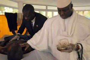 Expresidente de Gambia obligó a enfermos de VIH a consumir brebajes que él mismo preparaba