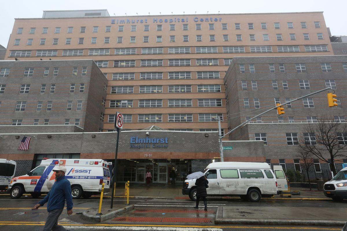 """Mil fallecidos en 36 horas y """"el número real de muertes es aún mayor"""", reconoce alcalde de Nueva York"""