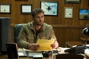 """Chris Hemsworth sintió """"presión"""" rodando """"12 Strong"""""""