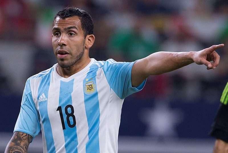 Tevez realmente quiere jugar el Mundial con Argentina y busca su mejor versión