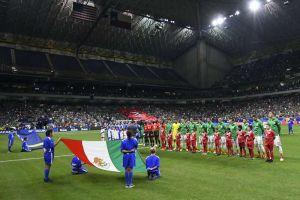 La selección mexicana tiene un buen récord en el Alamodome