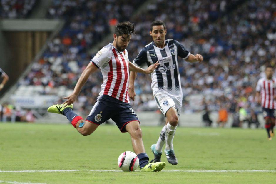 Liga MX, fecha 4: Chivas de Guadalajara vs. Monterrey, horario y canales de TV