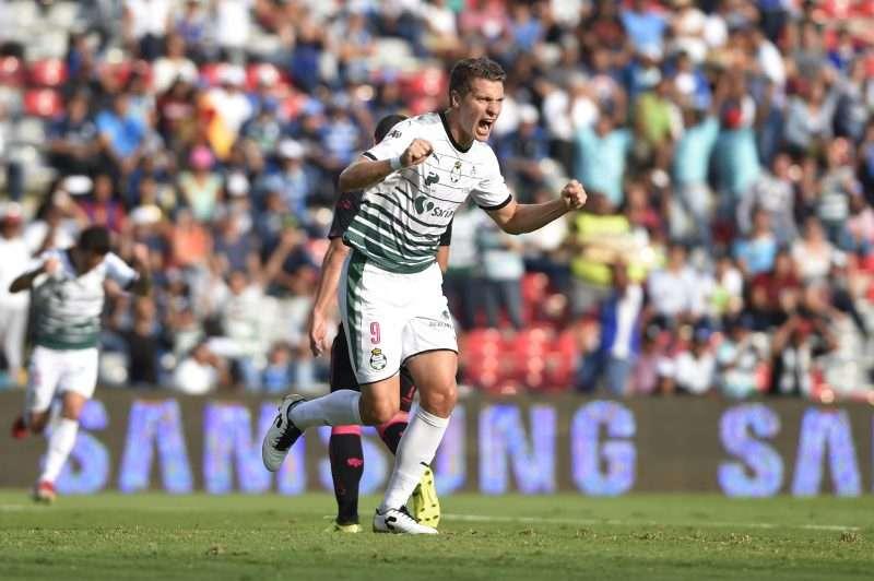 El argentino Julio Furch buscará otra vez ser campeón goleador del fútbol mexicano