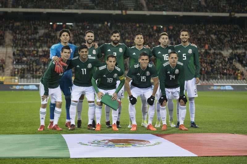 México tiene derecho a aspirar a ser Campeón del Mundo. ¡Mira quien lo dijo!