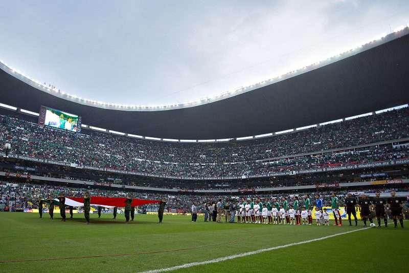México ya tiene rival para la despedida de su afición en el Azteca