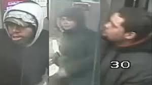 Buscan a trío de ladrones por violentos robos en Manhattan