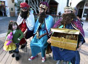 ¡A celebrar a los Reyes Magos!