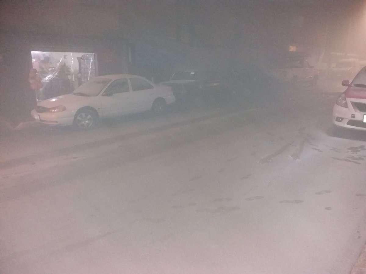 Video: Cae agua nieve en la Ciudad de México