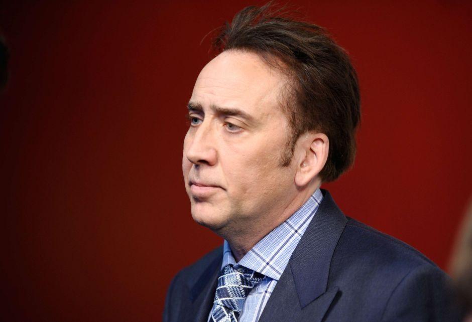 Nicolas Cage rechaza haber violado a una mujer