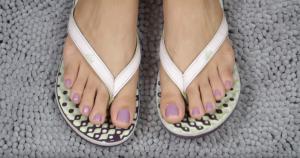 VÍDEO: Cómo hacerte el 'pedicure' perfecto