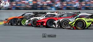 Mira los auto conceptos que soñamos con ver en Le Mans 2018