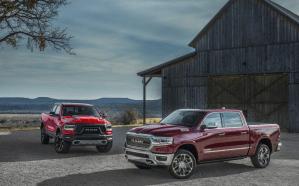 4 pick up que nos han sorprendido en el Detroit Auto Show 2018
