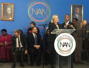 NYC manda mensaje contra el racismo en el Día de Martin Luther King, Jr.