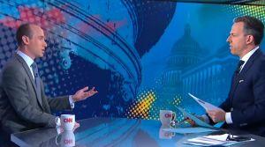 "CNN termina abruptamente entrevista con ""asesor estrella"" de Trump"