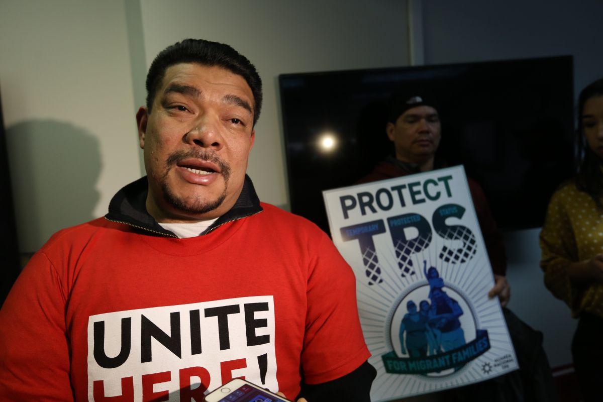 Salvadoreños en NY temen separación familiar tras suspensión del TPS