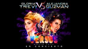 Gloria Trevi y Alejandra Guzmán anuncian las últimas fechas de su gira Versus World Tour