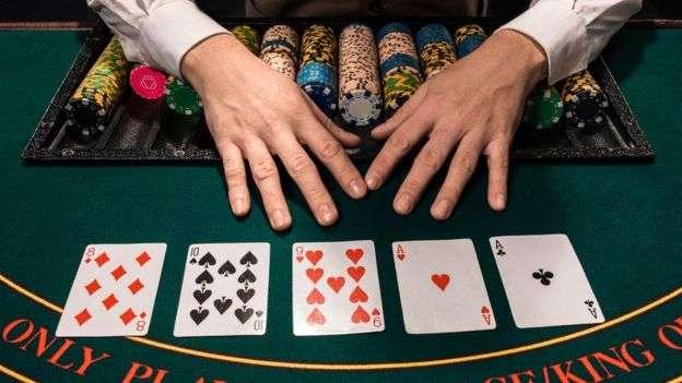 Trabajador ganó más de $1 millón en mesa de póker en Hard Rock Casino de Atlantic City