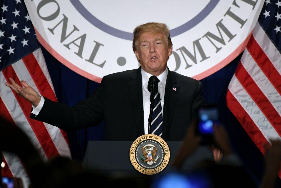 Trump llama a cerrar el gobierno si su plan migratorio no se aprueba