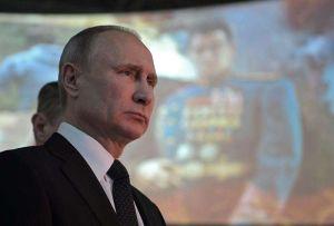 Putin recibe una inesperada herencia en Tel Aviv