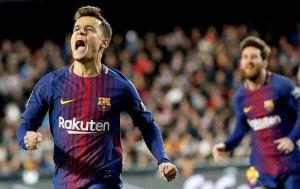 VIDEO: Barcelona manda en Valencia y es finalista de la Copa del Rey