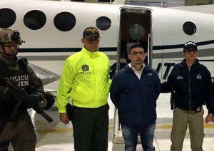 """Cae Prado Álava, """"el Pablo Escobar de Ecuador"""" fue extraditado a Estados Unidos"""