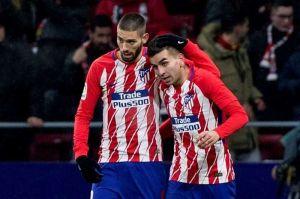 ¡Hay liga! Atlético de Madrid le pone presión al Barcelona
