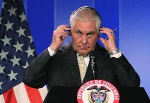 El gasto especial de $12 millones de Rex Tillerson en el Departamento de Estado