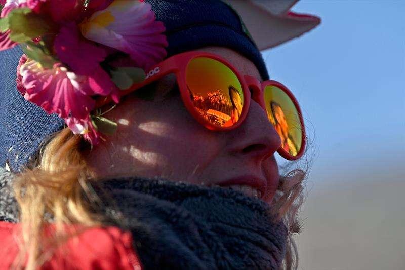 La representante mexicana en el Slalom Gigante de PyeongChang se mete a la final