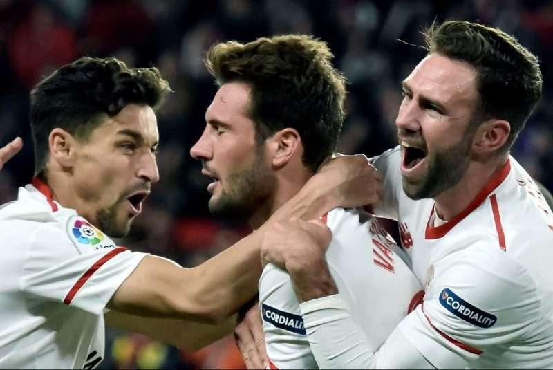 Sevilla vence a Leganés y es el primer finalista de la Copa del Rey