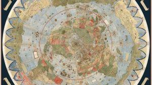 Conoce cómo se ve el mapamundi más grande y antiguo del mundo (y por qué incluye unicornios y sirenas)