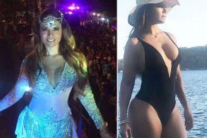 ¿Estaba ebria Aleida Núñez durante su actuación en un carnaval?
