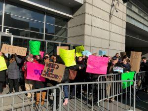 Por primera vez 'La Migra' arresta a inmigrante en corte de Staten Island