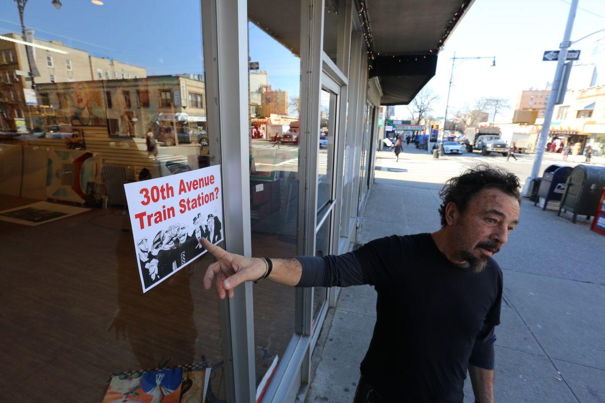 Negocios de Astoria en crisis por cierre de estaciones del Subway
