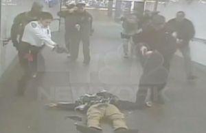 Nuevo vídeo del intento de ataque bomba en Subway de Manhattan
