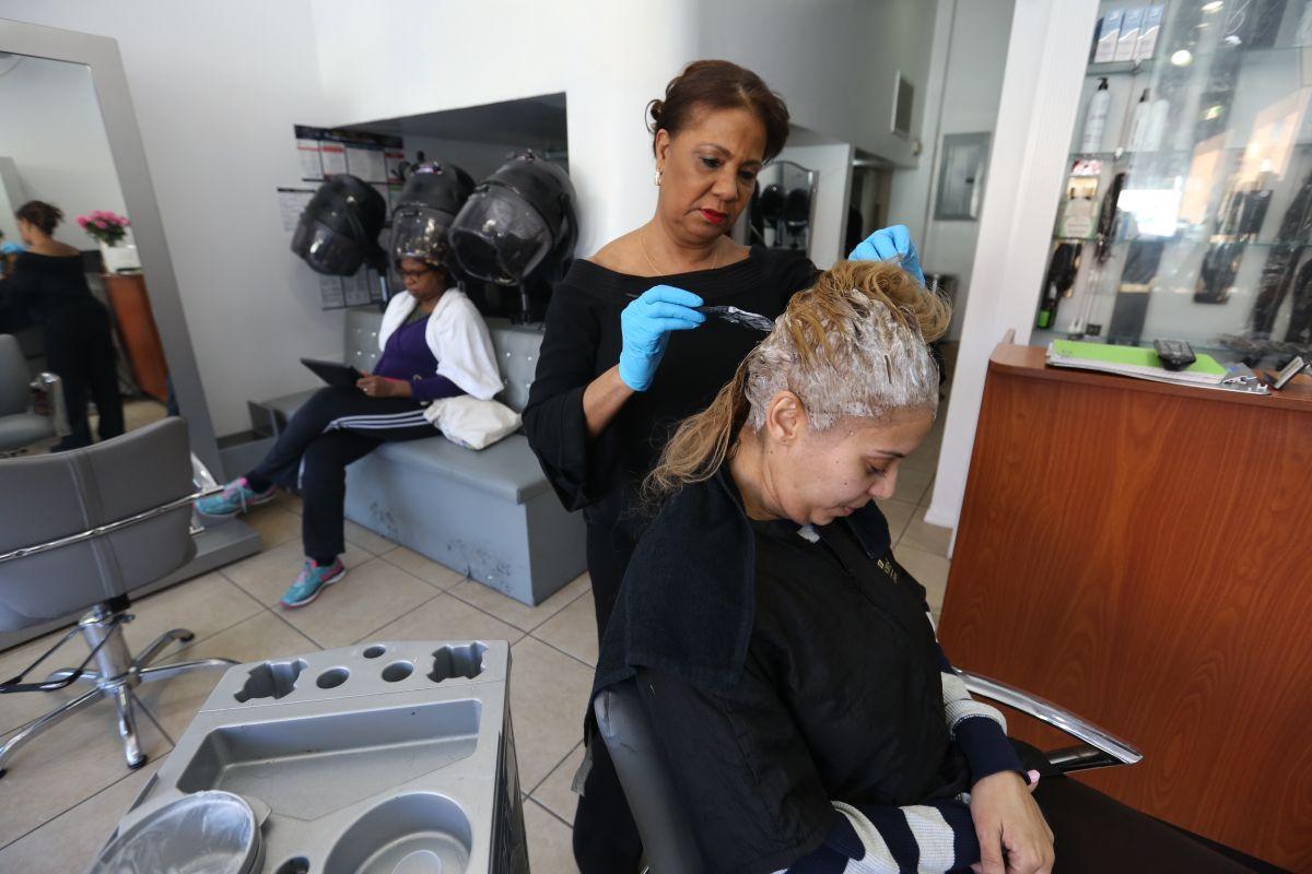 'Tijerazo' legal contra el robo de servicios en peluquerías en NYC